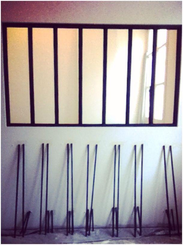 les 25 meilleures id es de la cat gorie verriere atelier sur pinterest verri re cloisons de. Black Bedroom Furniture Sets. Home Design Ideas