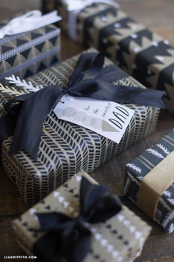 idée papier cadeaux