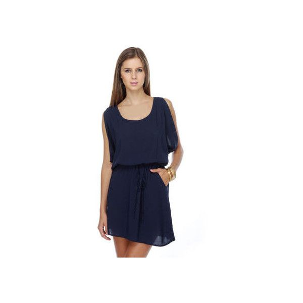 1000  images about Navy Blue or White Dresses on Pinterest  Shops ...