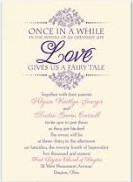 The 25 best wedding invitation wording samples ideas on pinterest wedding invitation wordingtips for wedding invitation wordingwedding invitation wordingwedding invitation wording examples to make your owncreative stopboris Image collections