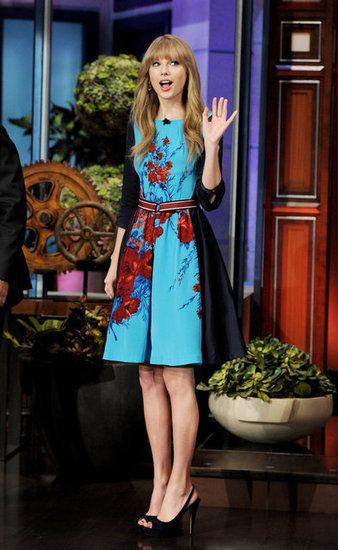 Taylor Tonight Show 1