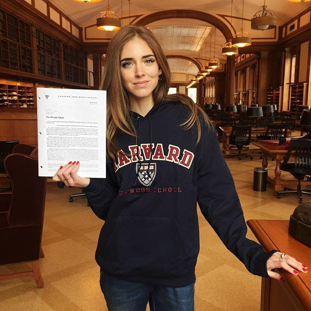 Pin for Later: 27 Things You Didn't Know About Style Star Chiara Ferragni Her Business Was Even Recently Studied by Harvard Business School They needed to know how she did it!