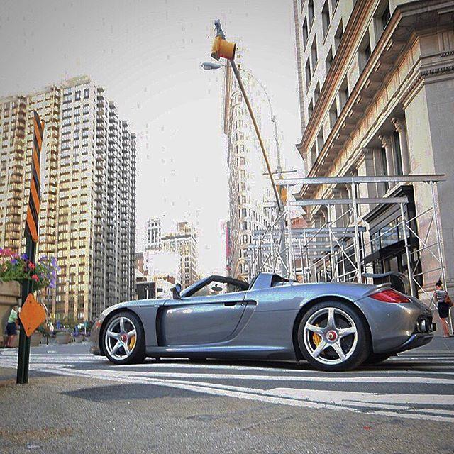 Concrete Jungle ---------------------------------------------------- #Porsche  #carreragt  #newyork  #autumn  #nyc  #pagani  #cars  #new  #turbo  #luxury  #party  #happy  #exotic  #instacar  #instagood  #love  #follow  #me  #model  #laborday  #selfie  #picoftheday  #photooftheday  #fashion  #ferrari  #like  #love #igers #photography #lamborghini