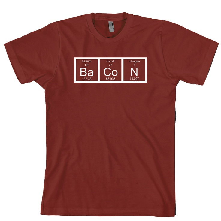 Bacon Chemistry