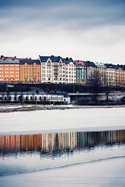 Stockholm By Annika Svenmarck.