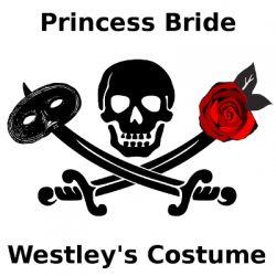 Westley Princess Bride Costume