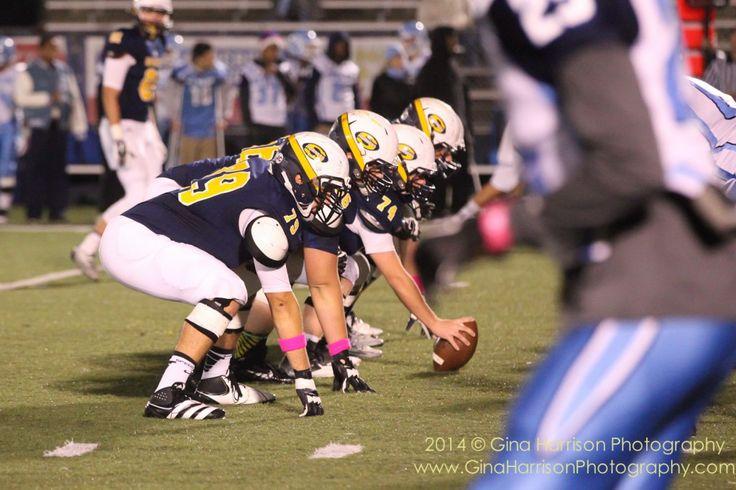 Varsity Football vs Skyline - Saline High School Sports, Saline, MI