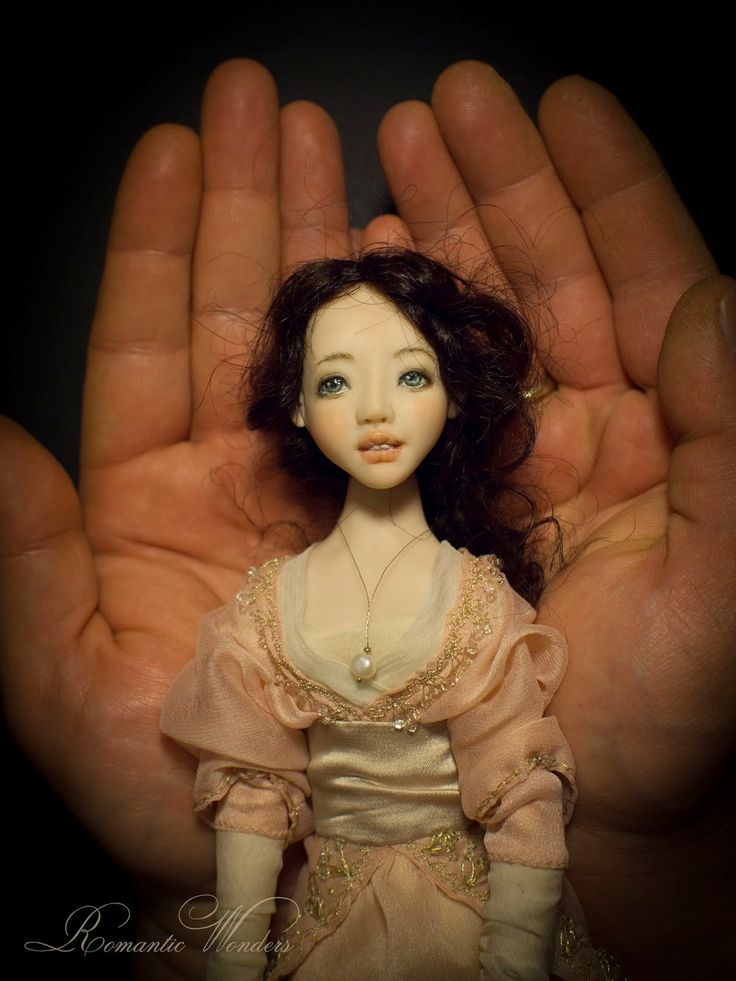 Art doll ''Anette'' by Romantic Wonders