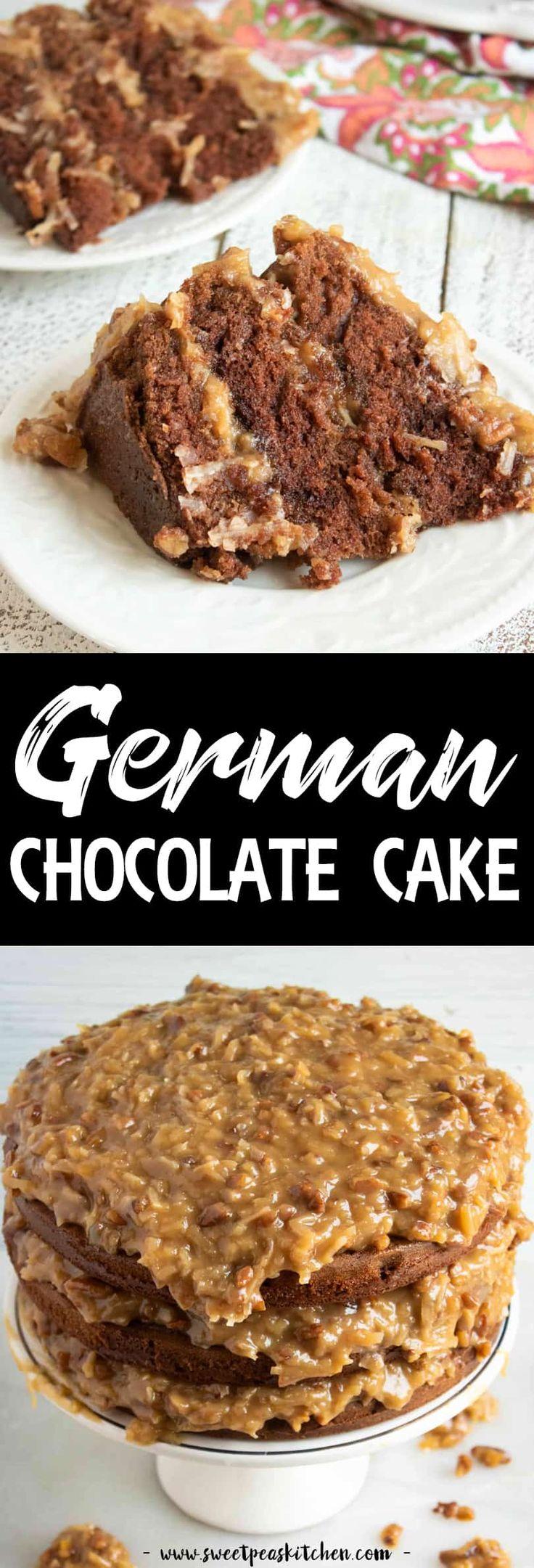 Layer Cake Deutsch