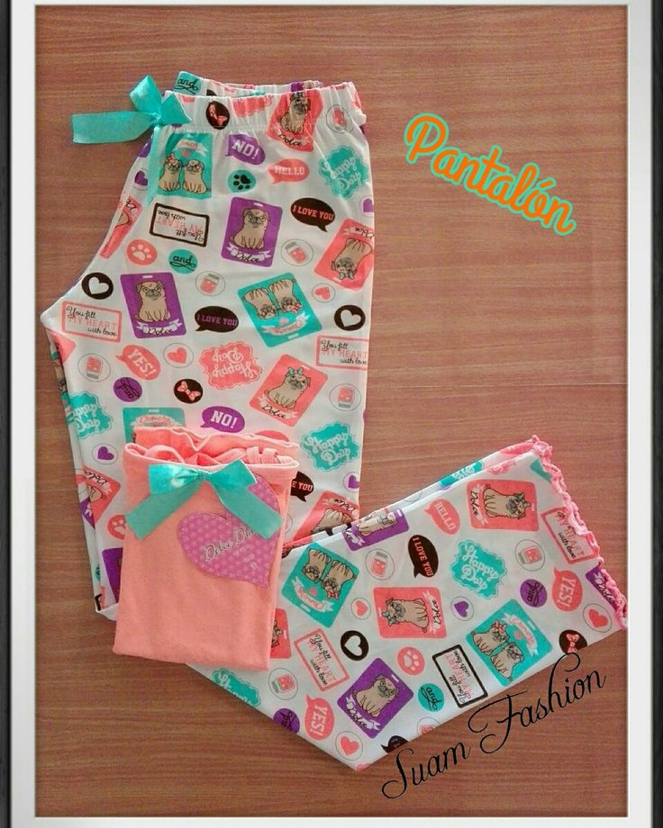 🐕Pijamita Pantalón🐕 Talla M . $35.000  Aquí encontrarás  nuestros productos disponibles.👇👇👇👇👇👇 Facebook 👉👉SUAM Fashion Instagram @suamfashion Whatsapp 3124279996