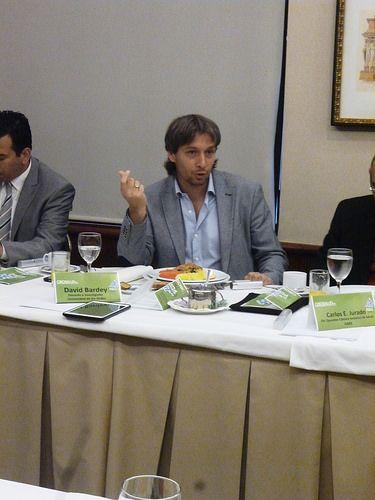 David Bardey, invitado al primer encuentro Diálogo de Futuro Salud, es economista e investigador de la Universidad de los Andes.