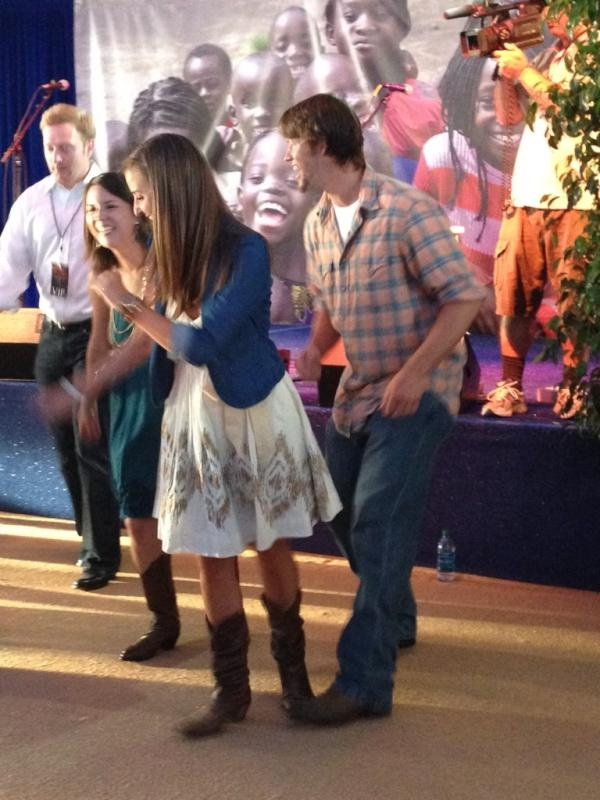 """'@ClaytonKersh22's """"Texas BBQ and Hoedown"""" is in full swing. Proceeds will benefit @KershsChallenge!: Girl Outfits, Girls Outfits"""
