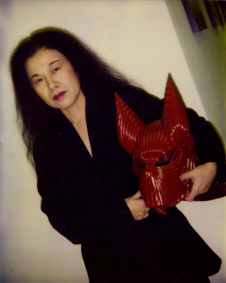 Eiko Ishioka, costume designer of Bram Stoker's Dracula.