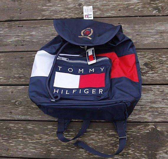 Rare 90s Tommy Hilfiger Bag For Sale Great Condition Tommy Hilfiger Purses Tommy Hilfiger Handbags Tommy Hilfiger Bags