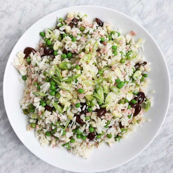 Cuban rice is made rich by cooking rice with water in garlicky olive oil. If you are short on stovetop space, Lourdes Castro recommends finishing the ...