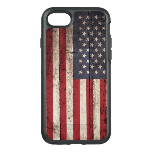 American Flag Otterbox Iphone S