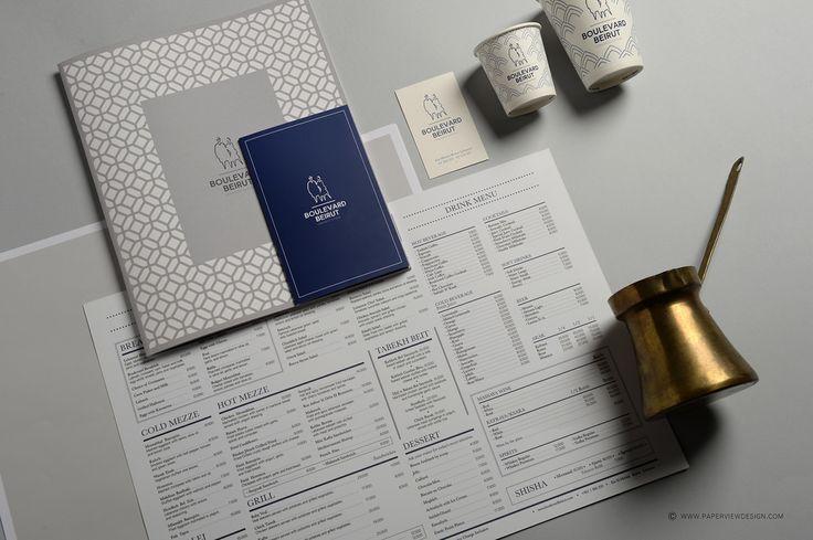 PAPERVIEW design Lorette Shebaya on Behance