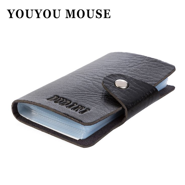 1pcs Free Shipping Men's Women Leather Credit Card Holder/Case Card Holder Wallet Business Card Package PU Leather Bag -  http://mixre.com/1pcs-free-shipping-mens-women-leather-credit-card-holdercase-card-holder-wallet-business-card-package-pu-leather-bag/  #CardIDHolders