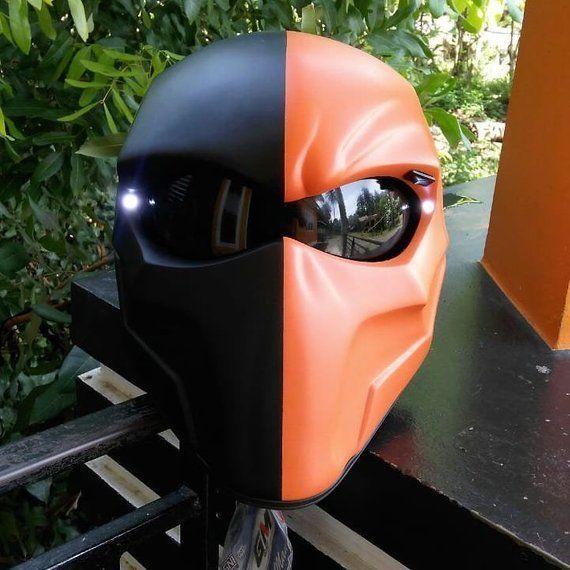 Stroke Real Motorcycle Helmet