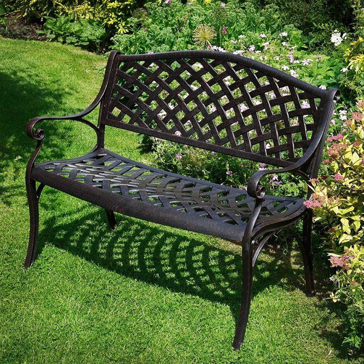 22 best Banc de jardin images on Pinterest Small bench, Garden - banc de jardin en pierre