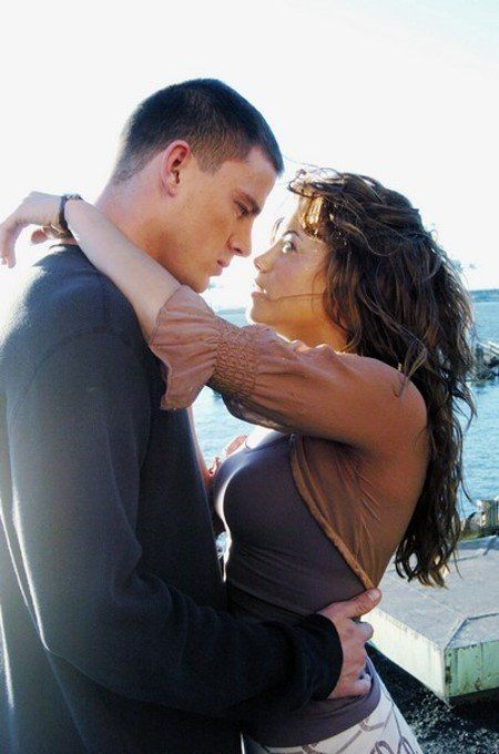Tyler Gage & Nora Clark | Step Up (2006)        #channingtatum #jennadewantatum #couples