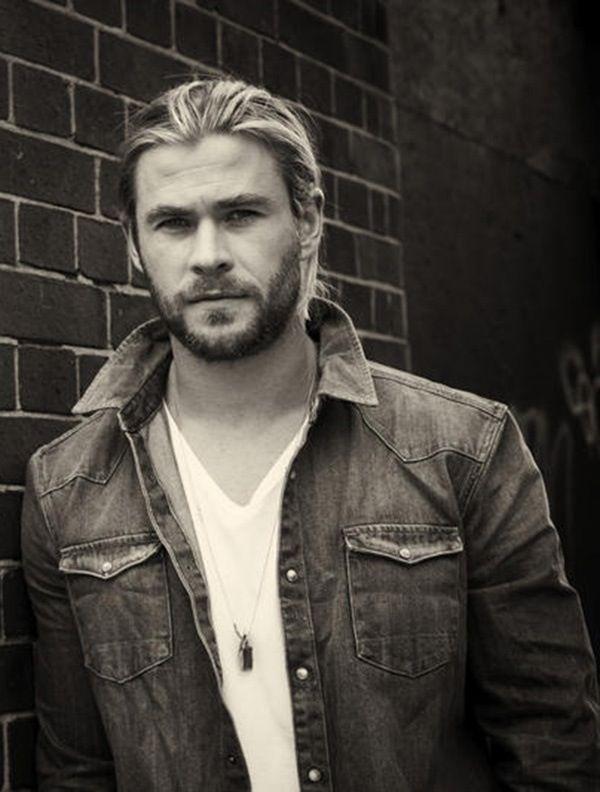 Chris Hemsworth..Oh my word. Perfection