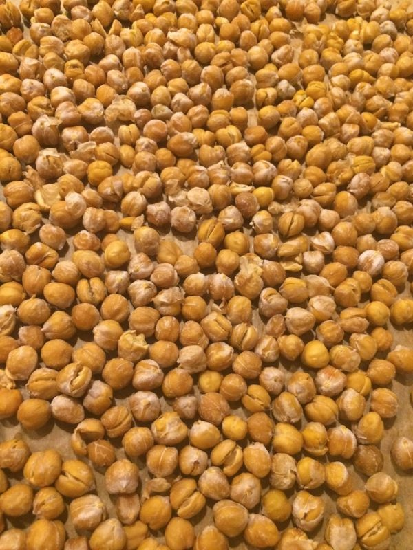 Salt and Vinegar Chickpeas — Nutrition Not Restriction
