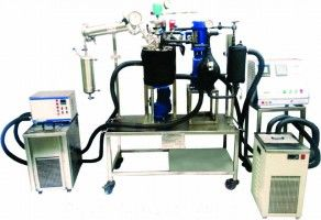 Supercritical fluid extraction systems used for the extraction of  herbs…