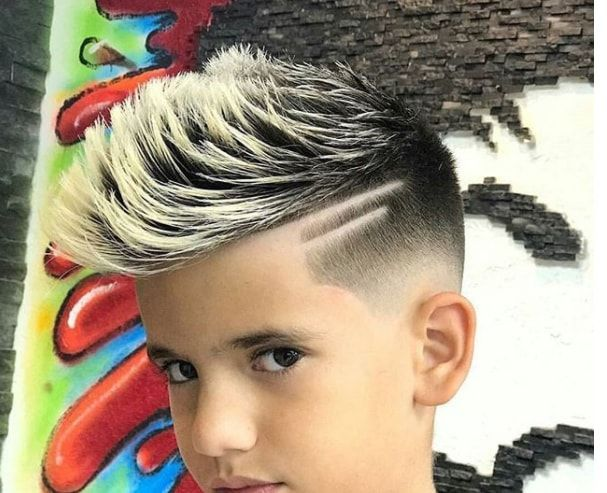 Pin On Boy Hairstyles