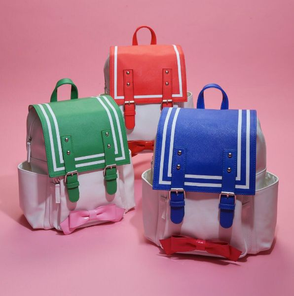 In the name of the Moon // Sailor Moon Backpacks