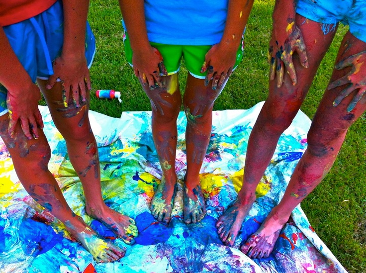Defiantly doing paint twister with my girls!!!!!