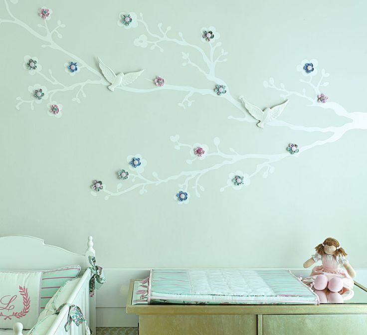 Decoração de quarto de bebê com ideias fáceis e criativas para ajudar você neste momento tão emocionante .