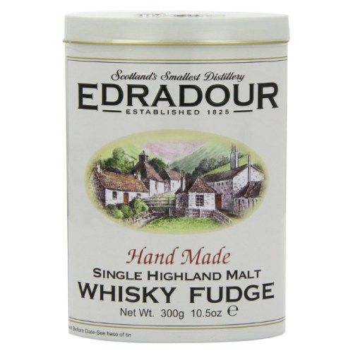 Gardiners of Scotland Edradour Whisky Fudge #Thanksgiving #food #gifts #clients