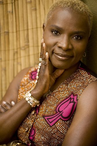Angelique Kidjo, 51, Beninoise, Musician. Her full name is Angélique Kpasseloko Hinto Hounsinou Kandjo Manta Zogbin Kidjo. She is one of the most iconic African ladies as recognised by the BBC and the Guardian.