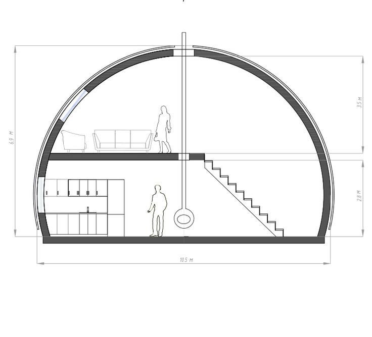 289 Best Dome Home Designs Images On Pinterest