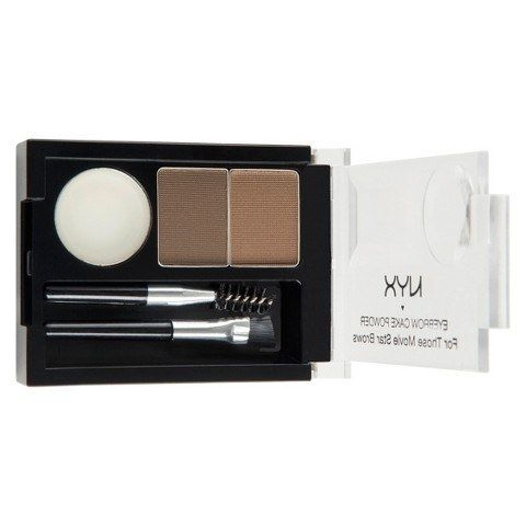 NYX Eyebrow Cake Powder, £5.50 | 16 Eyebrow Products That Are Actually Worth The Hype