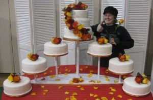 Wedding Cakes In Raleigh Pictures, Ideas, and Videos