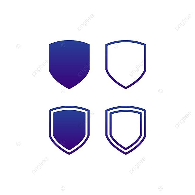 Colorful Shield Logo Icon Template Logo Icons Shield Icons Template Icons Png And Vector With Transparent Background For Free Download Logo Icons Shield Logo Logo Sign