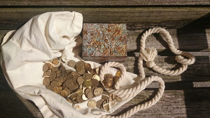 Na starej ławce : Wyspa skarbów