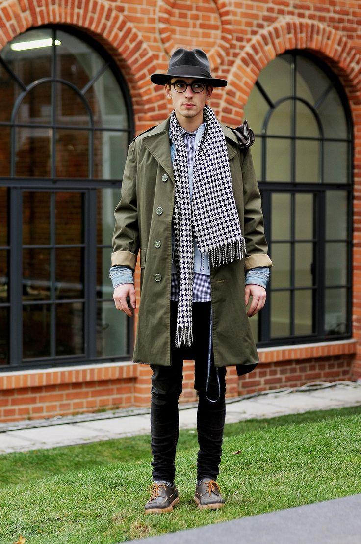 Patryk, 21 - ŁÓDŹ LOOKS www.facebook.com/lodzlooks #fashionweekpoland #fashionphilosophy #lodz #lodzlooks #fashionweek
