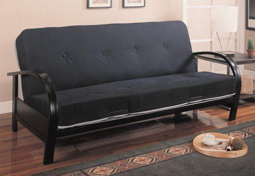 Coaster Home Furnishings Transitional Futon Frame, Black ... https://www.amazon.com/dp/B004BI0DTA/ref=cm_sw_r_pi_dp_x_Ax7Kyb7BGTK91