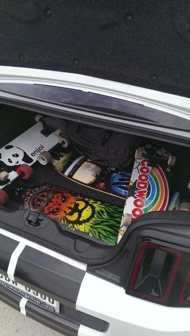 Skate Seshh!