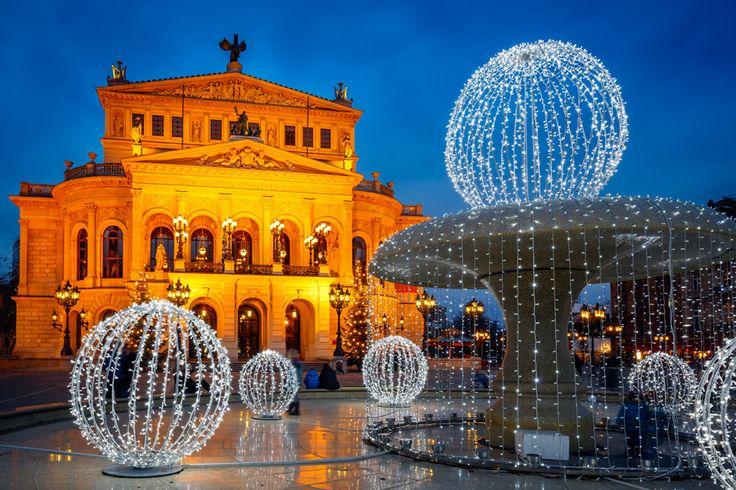 旧オペラ座に、レーマー広場…ドイツ・フランクフルト観光でやりたい8の体験 | wondertrip 旅行・観光マガジン