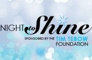 "The Tim Tebow Foundation has a great passion for people with special needs.   The vision of ""Night to Shine "" is simple… We work with churches around the country to provide an incredible prom night experience, centered on God's love, for people with special needs, ages 16 and older."