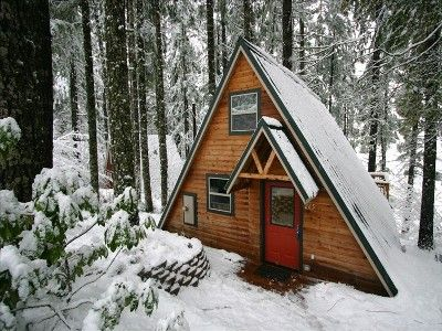 Detroit Lake Cabin Getaway #Oregon