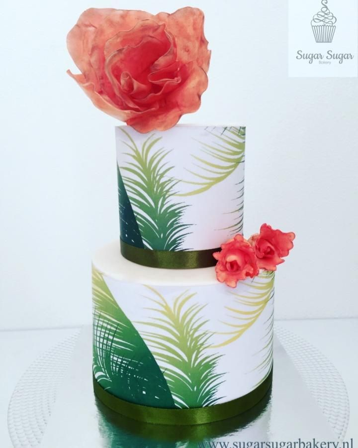 589 best Tropical Cakes images on Pinterest | Amazing ...