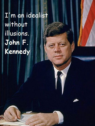jfk an american inspiration Abraham zapruder's home movie captured the assassination of president john f kennedy in  film as an inspiration for  of the washington post,.