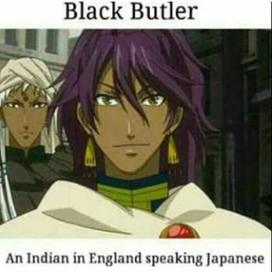 Only in Black Butler (๑^ں^๑)