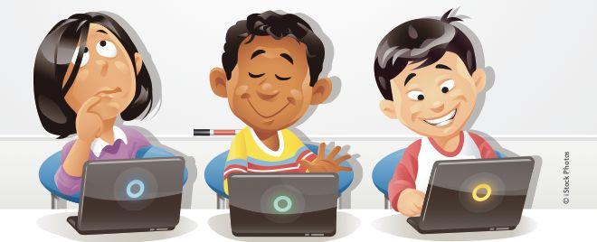 dossier sur l'école numérique