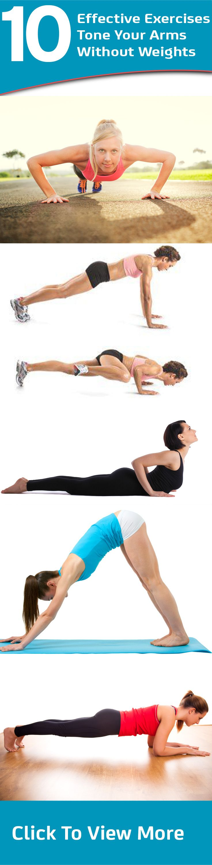 Here are given top 10 exercises that will sculpt those bingo wings into oh-so-sexy hot guns. All you need is your mat and YOU